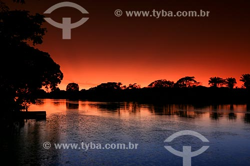 Paraná da Princesa - braço do Rio Amazonas  - Parintins - Amazonas (AM) - Brasil