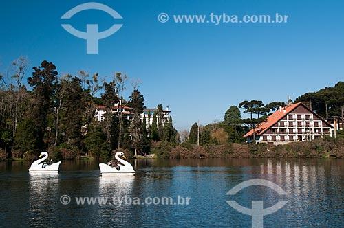 Parque Lago Negro  - Gramado - Rio Grande do Sul (RS) - Brasil