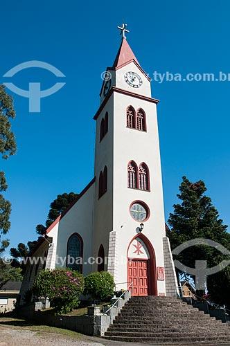 Igreja Luterana  - Gramado - Rio Grande do Sul (RS) - Brasil