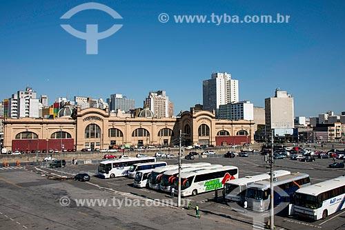 Mercado Municipal da Cantareira  - São Paulo - São Paulo (SP) - Brasil