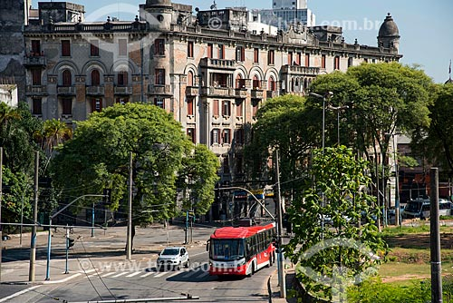 Palacete Histórico no Parque Dom Pedro II  - São Paulo - São Paulo (SP) - Brasil