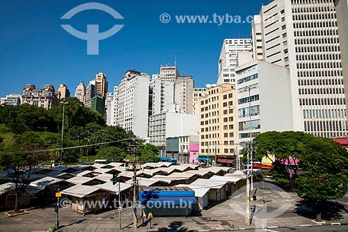 Camelódromo na Praça Fernando Costa  - São Paulo - São Paulo (SP) - Brasil