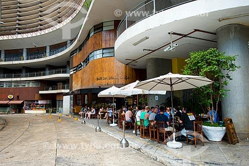 Restaurante e Bar Dona Onça no Edifício Copan  - São Paulo - São Paulo (SP) - Brasil