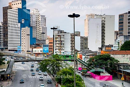 Avenida Prestes Maia  - São Paulo - São Paulo (SP) - Brasil