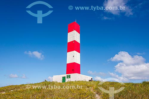 Farol de Taipu  - Maraú - Bahia (BA) - Brasil