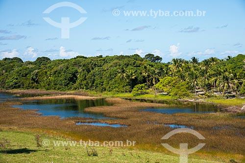 Lagoa do Cassange  - Maraú - Bahia (BA) - Brasil