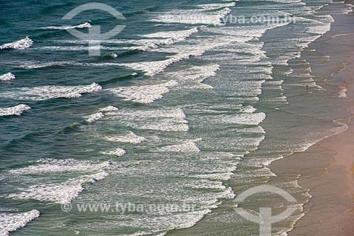 Orla da Praia da Barra do Sargi  - Uruçuca - Bahia (BA) - Brasil
