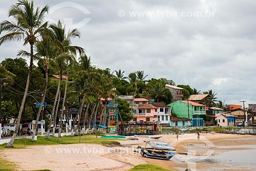Orla da Praia da Coroa  - Itacaré - Bahia (BA) - Brasil