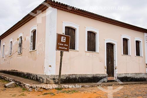 Fachada da Casa do Jesuítas  - Itacaré - Bahia (BA) - Brasil