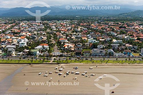 Praia do Oasis e Condomínio Bougainville  - Peruíbe - São Paulo (SP) - Brasil