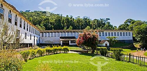 Fazenda Santa Clara - considerada uma das maiores fazenda do século XIX  - Santa Rita de Jacutinga - Minas Gerais (MG) - Brasil