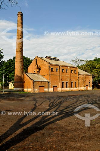 Espaço Cultural do Complexo do antigo prédio da Swift  - São José do Rio Preto - São Paulo (SP) - Brasil