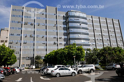 Hospital de Base de São José do Rio Preto - O segundo maior hospital escola do Brasil  - São José do Rio Preto - São Paulo (SP) - Brasil