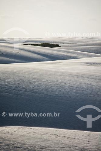 Dunas no Parque Nacional de Jericoacoara  - Barreirinhas - Maranhão (MA) - Brasil
