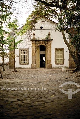 Casa das armas da Fortaleza de Nossa Senhora da Conceição (1718) - atualmente abriga o Serviço Geográfico do Exército   - Rio de Janeiro - Rio de Janeiro (RJ) - Brasil