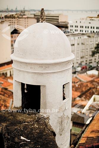 Posto de observação na Fortaleza de Nossa Senhora da Conceição (1718) - atualmente abriga o Serviço Geográfico do Exército  - Rio de Janeiro - Rio de Janeiro (RJ) - Brasil