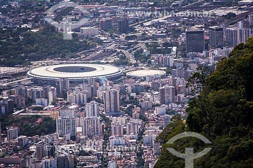 Estádio Jornalista Mário Filho (1950) - também conhecido como Maracanã  - Rio de Janeiro - Rio de Janeiro (RJ) - Brasil