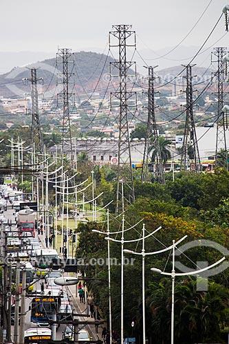 Vista da Via Light  - Rio de Janeiro - Rio de Janeiro (RJ) - Brasil