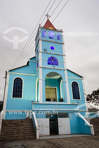 Igreja de Nossa Senhora das Graças  - Mesquita - Rio de Janeiro (RJ) - Brasil