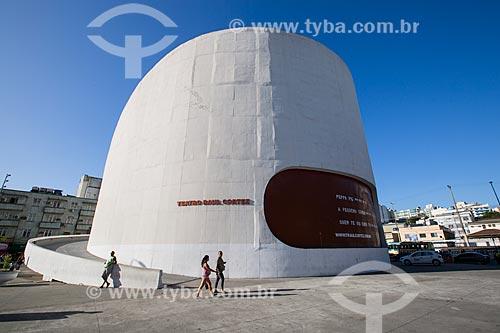 Teatro Raul Cortez - Centro Cultural Oscar Niemeyer  - Duque de Caxias - Rio de Janeiro (RJ) - Brasil