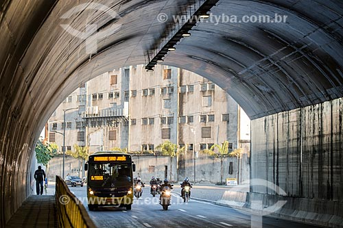 Via Binário do Porto com Túnel da Saúde  - Rio de Janeiro - Rio de Janeiro - Brasil
