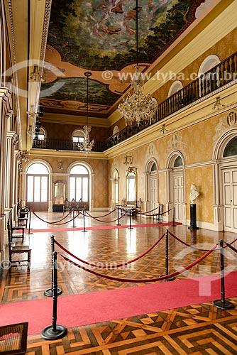Interior do Theatro da Paz (1874)  - Belém - Pará (PA) - Brasil