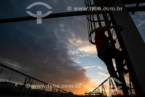Técnico de operações nos Coletores do Terminal Terrestre de Cabiúnas (TECAB)  - Macaé