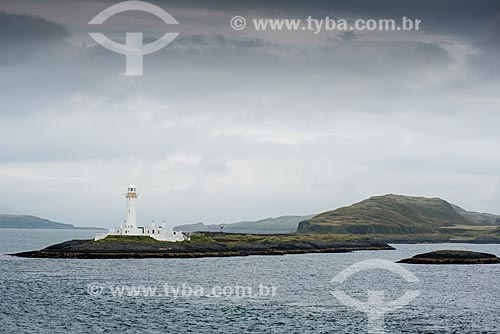 Farol de Eilean Musdile  - Lismore - Argyll and Bute - Escócia