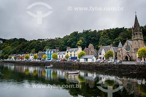 Casa na Vila de Tobermory na Ilha de Mull  - Highland - Escócia