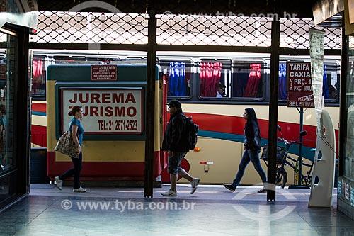Rodoviária do Shopping Center de Caxias  - Duque de Caxias - Rio de Janeiro (RJ) - Brasil