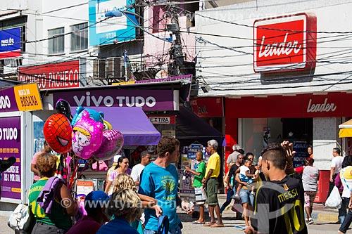 Rua João Fernandes Neto (Calçadão de Belford Roxo)  - Belford Roxo - Rio de Janeiro (RJ) - Brasil