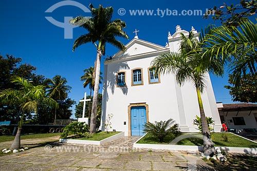 Igreja Santo Antônio da Prata (Século XVIII)  - Belford Roxo - Rio de Janeiro (RJ) - Brasil