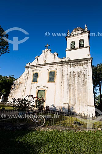 Igreja Nossa Senhora do Pilar (1728)  - Duque de Caxias - Rio de Janeiro (RJ) - Brasil