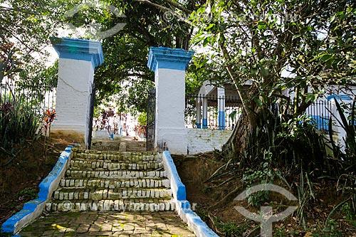 Cemitério de Nossa Senhora do Rosário (1875)  - Nova Iguaçu - Rio de Janeiro (RJ) - Brasil