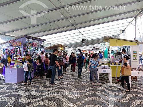 Feira do Livro de Porto Alegre  - Porto Alegre - Rio Grande do Sul (RS) - Brasil