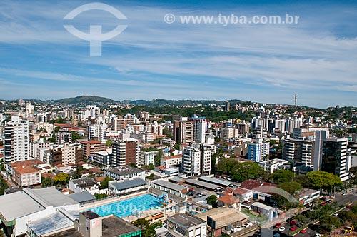 Vista geral de Porto Alegre  - Porto Alegre - Rio Grande do Sul (RS) - Brasil