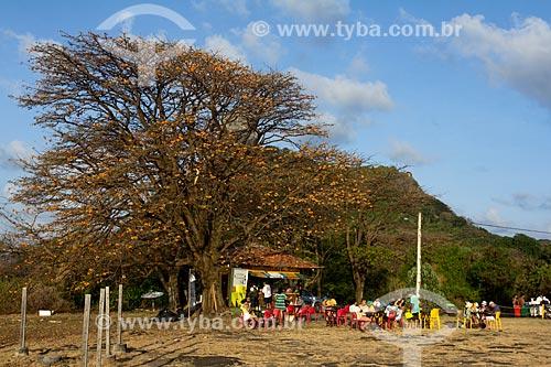 Bar no Mirante do Boldró  - Fernando de Noronha - Pernambuco (PE) - Brasil