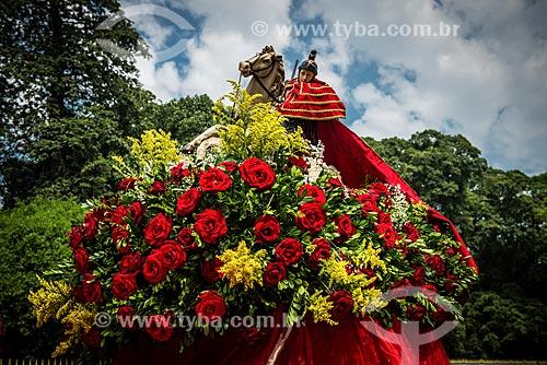 Procissão em celebração à São Jorge  - Rio de Janeiro - Rio de Janeiro (RJ) - Brasil