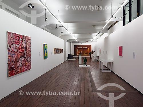 Museu de Arte Contemporânea do Rio Grande do Sul - Casa de Cultura Mario Quintana - Antigo Hotel Majestic  - Porto Alegre - Rio Grande do Sul (RS) - Brasil