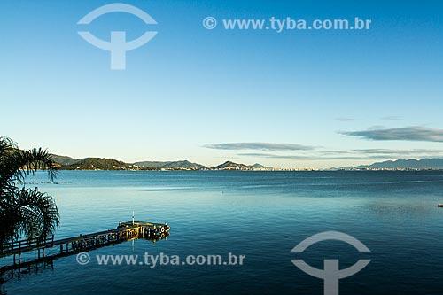 Vista da Baía Norte  - Florianópolis - Santa Catarina (SC) - Brasil