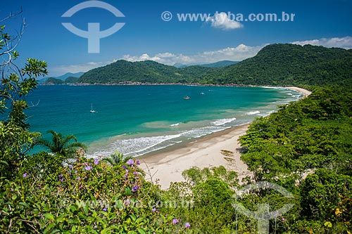 Praia do Sono  - Paraty - Rio de Janeiro (RJ) - Brasil