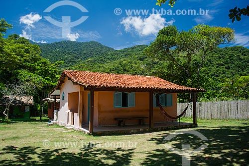 Casa na Praia do Sono  - Paraty - Rio de Janeiro (RJ) - Brasil