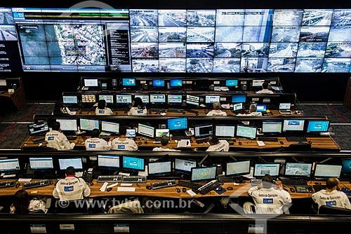 Centro de Operações do Rio - Prefeitura do Rio de Janeiro   - Rio de Janeiro - Rio de Janeiro (RJ) - Brasil
