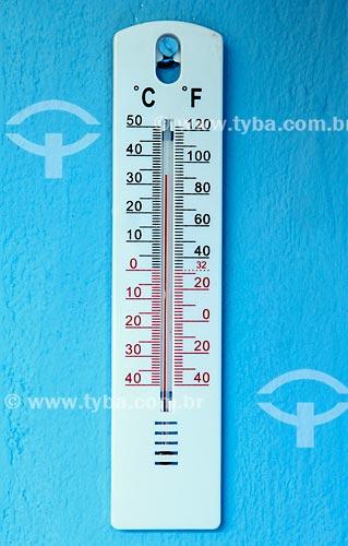 Termômetro  - Rio de Janeiro - Rio de Janeiro (RJ) - Brasil