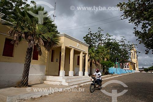 Casas na Rua Jeremias Pereira  - Nova Olinda - Ceará (CE) - Brasil