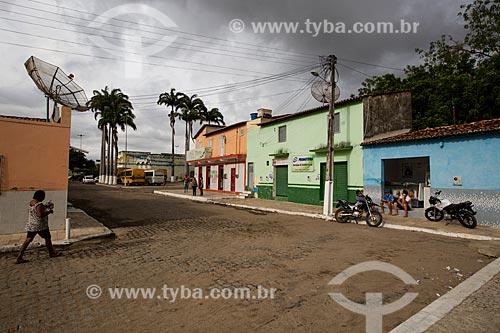 Casas na Rua de Nova Olinda  - Nova Olinda - Ceará (CE) - Brasil