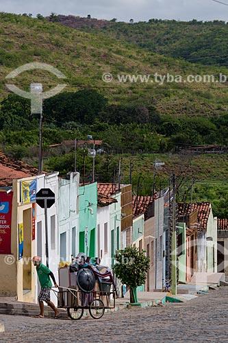 Casas na Rua Nazário Ribeiro  - Nova Olinda - Ceará (CE) - Brasil