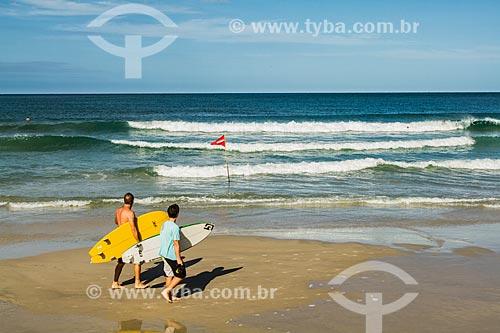 Praia do Matadeiro  - Florianópolis - Santa Catarina (SC) - Brasil