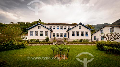 Sede da Fazenda São Bento  - Santa Rita de Jacutinga - Minas Gerais (MG) - Brasil