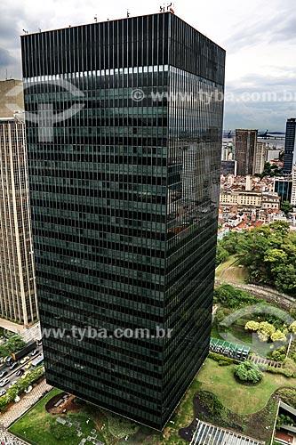 Edifício sede do Banco Nacional de Desenvolvimento Econômico e Social (BNDES)  - Rio de Janeiro - Rio de Janeiro (RJ) - Brasil